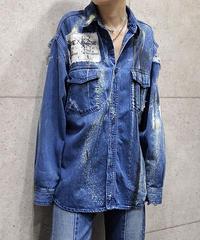 -ANARCHY-Damage Shirt (D)