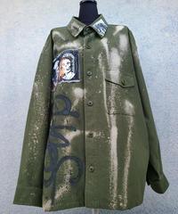 -ANARCHY-Military Jacket(B)
