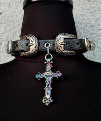 Oil CRS Buckle Choker 1