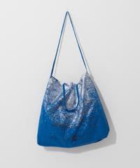 Big foil tote BLUE/283