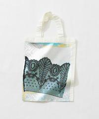 Lace tote bag WHITE/139