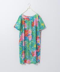 vintage flower dress/007