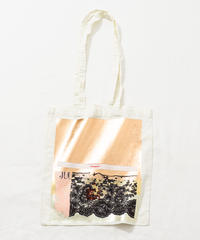 Lace tote bag WHITE/159