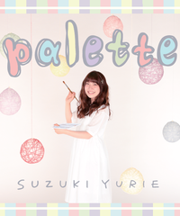4th ALBUM『palette』