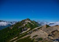 【写真】綺麗な山