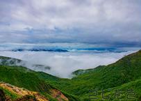【写真】雲の海
