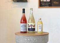 夏限定・ 〜果実と大地を味わうワインとの出逢い〜「お家でほろ酔いスリピセット+」