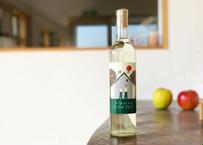りんご屋まち子のアップルワイン 2018 (500ml)