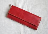 【受注生産】ラクダ革のシンプルな長財布