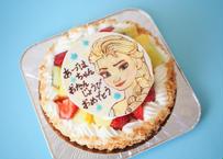 イラストケーキ (6号サイズ)