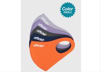 5 Color Pack [2] - Official Nano-Polyurethane Face Mask オフィシャル マスク  5色セット