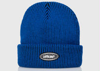 OFFICIAL Acid World 2-Tone Beanie (Blue)