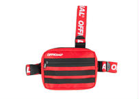 PIEST TRI-STRAP CHEST UTRITY - RED