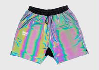 OFFICIAL Rainbow Reflective Shorts  オフィシャルレインボーショーツ