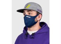 Official Nano-Polyurethane Face Mask (Navy Blue) オフィシャル マスク