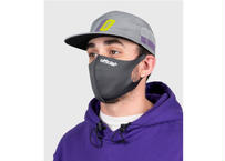 Official Nano-Polyurethane Face Mask (Charcoal Grey) オフィシャル マスク
