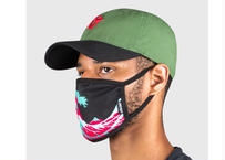 OFFICIAL OFFICIAL Face Mask Wave オフィシャル マスク