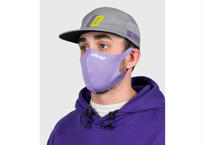 OFFICIAL Nano-Polyurethane Face Mask (Purple) オフィシャル マスク