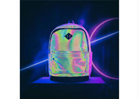 OFFICIAL RFLCTIV Rainbow Reflective Backpack オフィシャル リフレクティブ バックパック