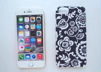 iPhone7ケース/エミリーボウワー・ネイビー