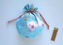 リバティキャンディ巾着・イルマ(70%縮小)水色