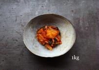 白菜と大根のキムチ 1kg(10人前)