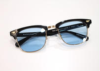 BLACK FLYS ブラックフライ FLY DESMOND LARGE フライデズモンドラージ BLACK-GOLD/LIGHT BLUE