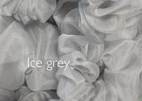 POTETE Winter M chouchou ice grey