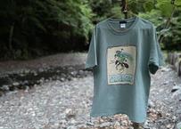 【限定】1year Anniversary  T-shirt / GREEN