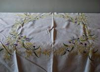 mimosa table cloth