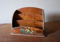 ミモザのレターボックス フランスアンティーク