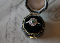アールデコ フランスアンティークの指輪