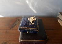 小さなツバメのピンブローチ France vintage