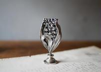 muguet , silver stamp
