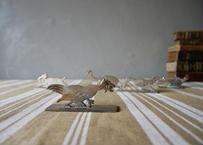 シルバー製 アニマル ナイフレスト 仏アンティーク にわとり