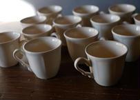 コーヒーカップ デミタスカップ フランスアンティーク