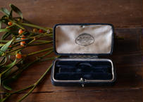 ENGLAND イギリスアンティーク 宝飾店のビジューケース ジュエリーケース