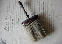 仏アンティーク ブラシ 美容院 散髪用