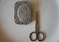 アールデコ 裁縫ハサミ FRANCE antique BROCANTE vintage