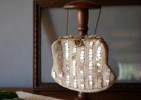 ビーズバッグ フランスアンティーク FRANCE antique bag