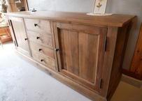 フランスアンティーク リビングボード チェスト キャビネット 家具