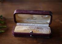 FRANCE フランスアンティーク 宝飾店のビジューケース ジュエリーケース