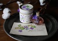 トゥールーズ スミレ 香水  ベルドゥ社 フランスアンティーク 香水瓶