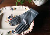 フランスアンティーク  グローブ グレーグリーン 手袋