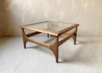 ガラストップ コーヒーテーブル S-312