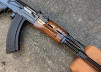 受注 マルイ スタンダードAK47シリーズ用 AKMタイプウッドハンドガード製作
