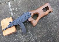 受注 マルゼン vz61用 サムホールストック製作