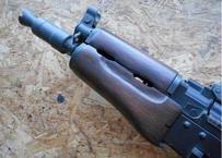 在庫品 マルイ 次世代AKS74U用ウッドハンドガード ウォルナット ツヤなし