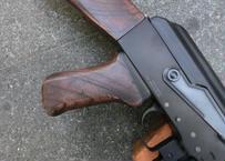 受注 マルイ次世代AK47・AKS47シリーズ・スタンダードAK47シリーズ用 ノーマルウッドグリップ製作