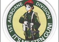Marp IT'S ME STEN GUN!  vercro patch